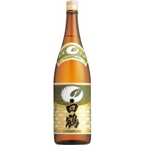 白鶴 佳撰  1.8L瓶 1800ml 日本酒 清酒 shochuya-doragon