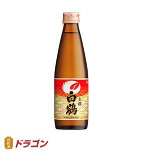 白鶴 上撰  ハンディー (化粧箱入) 300ml 日本酒 清酒|shochuya-doragon