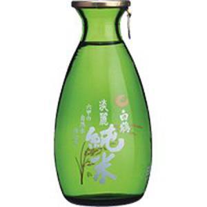 白鶴 上撰 淡麗純米 180ml×30本入り 日本酒 清酒|shochuya-doragon