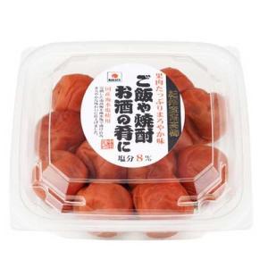 紀州産南高梅 梅干し ご飯や焼酎お酒の肴に 300g入り 塩分8% 梅干 中田食品 うめぼし|shochuya-doragon