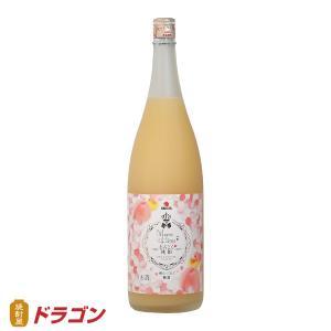 桃姫 とろこく 桃たっぷり梅酒 1800ml 中田食品 うめ...