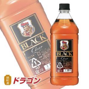 ブラックニッカ クリア 37度 1.8L 1800ml  アサヒ ニッカウイスキー ペットボトル|shochuya-doragon