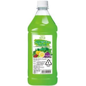 果実の酒 ベジサワー セロリ&レモン 18度 1.8L ペット リキュール アサヒ カクテルコンク 1800ml 業務用 shochuya-doragon