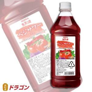 果実の酒 ベジサワー トマト 18度 1.8L ペット リキュール アサヒ カクテルコンク 1800ml 業務用 shochuya-doragon