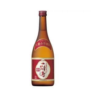 全量芋焼酎「一刻者」 赤 25度 720ml  宝酒造|shochuya-doragon