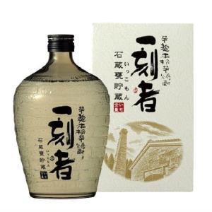 全量芋焼酎 「一刻者」 石蔵甕貯蔵  25度 720ml(カートン入) ガラス瓶 いっこもん 小牧醸造 宝酒造|shochuya-doragon