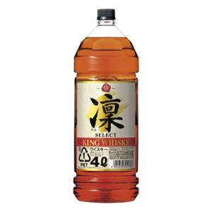 宝 タカラ キングウイスキー 凛(りん) セレクト 37度 4000ml 4L  大容量 業務用|shochuya-doragon
