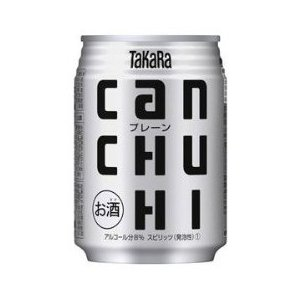 タカラcanチューハイ<プレーン>250ml 1ケース(24本入) タカラカンチューハイ|shochuya-doragon