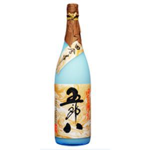 (秋冬季限定) にごり酒 五郎八 1800ml 菊水酒造 日本酒 清酒 ごろはち 1.8L shochuya-doragon
