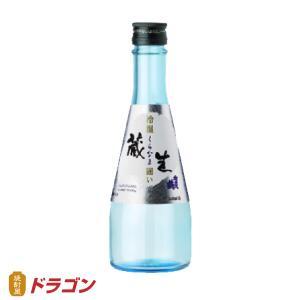 賀茂鶴 冷温蔵生囲い 蔵生 くらなま 300ml 清酒 日本酒|shochuya-doragon