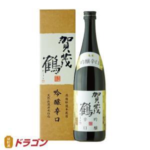 賀茂鶴 吟醸辛口 720ml LG-B1  日本酒 清酒|shochuya-doragon