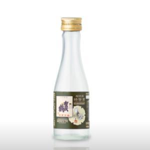 賀茂鶴 特別本醸造 超特撰 特等酒 180ml 日本酒 清酒|shochuya-doragon
