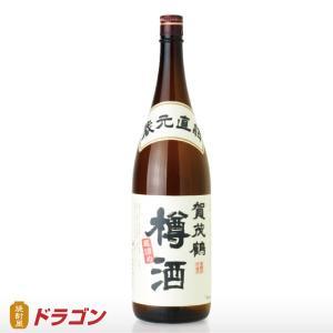 賀茂鶴 樽酒(蔵元直詰)1800ml 清酒 日本酒 1.8L|shochuya-doragon