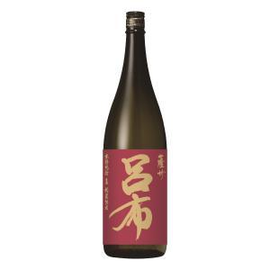 数量限定/本格麦焼酎 薩州 呂布 りょふ 赤兎馬 せきとば 25度 1800ml 濱田酒造 1.8L|shochuya-doragon