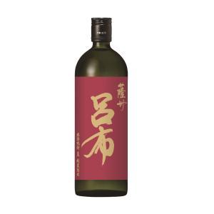 数量限定/本格麦焼酎 薩州 呂布 りょふ 赤兎馬 せきとば 25度 720ml 濱田酒造|shochuya-doragon