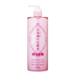 菊正宗 日本酒の化粧水 高保湿 500ml shochuya-doragon