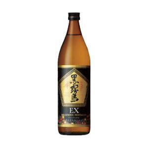 黒霧島EX 25度 900ml 霧島酒造 芋焼酎 くろきりしまいーえっくす|shochuya-doragon