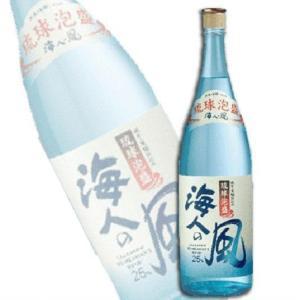 琉球泡盛 海人の風 25度 1.8L キリン 1800ml shochuya-doragon