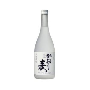麒麟かおり麦 25度 720ml 八代不知火蔵 麦焼酎 キリン|shochuya-doragon