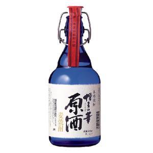 博多の華 むぎ 原酒 44度 500ml 麦焼酎 福徳長酒類 はかたのはな|shochuya-doragon