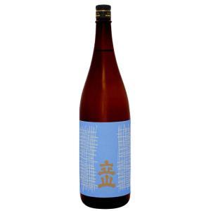 本醸造 立山 1.8L 清酒 日本酒 立山酒造  1800ml たてやま shochuya-doragon