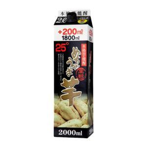 本格芋焼酎 めちゃうま芋 25度 2Lパック 鷹正宗酒造 2000ml いも焼酎|shochuya-doragon
