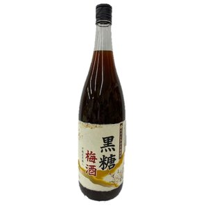 黒糖梅酒 12度 1800ml【梅酒】|shochuya-doragon