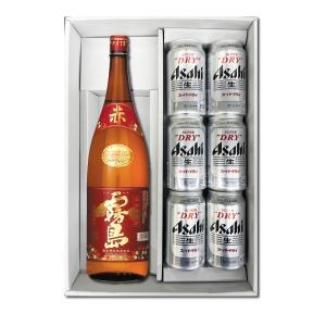 本格芋焼酎『赤霧島』・アサヒスーパードライ6缶...の関連商品7