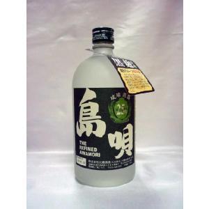 島唄  泡盛 25度 720ml  【沖縄】(資)比嘉酒造 shochuya-doragon