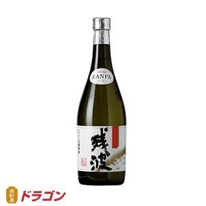 残波ブラック 【泡盛】 30度 720ml (有)比嘉酒造 shochuya-doragon