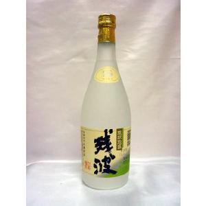 残波ホワイト 【泡盛】 25度 720ml (有)比嘉酒造 shochuya-doragon