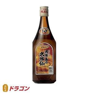 久米島の久米仙 ブラウン 30度 720ml (株)久米島の久米仙 shochuya-doragon