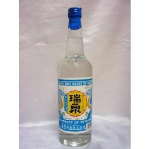 瑞泉 【泡盛】 30度 600ml 瑞泉酒造 shochuya-doragon