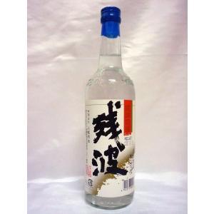 残波 30度 600ml 【泡盛】 (有)比嘉酒造 shochuya-doragon