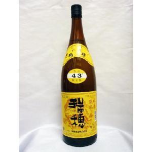 瑞穂 【泡盛】 43度 3年古酒 1800ml 瑞穂酒造