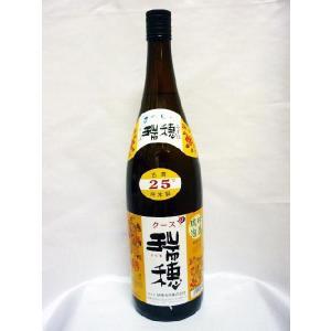 瑞穂 【泡盛】 25度 1800ml 瑞穂酒造