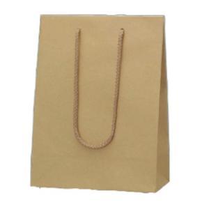 手提紙袋 1本入(クラフト)  当店のオリジナル名入れ壷720ml専用|shochuya-doragon