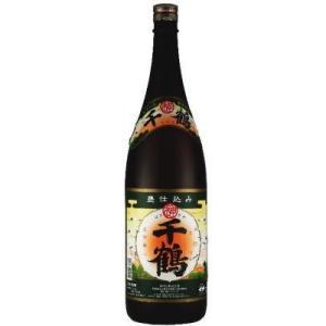 千鶴 25度 1800ml 芋焼酎 神酒造 ちづる|shochuya-doragon