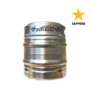 【送料無料】サッポロ ビール 生樽(黒ラベル) 10L 生ビール (業務用) shochuya-doragon