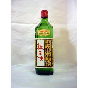 紅乙女 長期貯蔵 25度 720ml 紅乙女酒造|shochuya-doragon