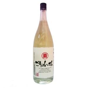 (量り売り焼酎)  樫樽熟成 ごりょんさん むぎ 1.8L 鷹正宗酒造  25度 1800ml  麦焼酎|shochuya-doragon