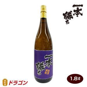 【濱田酒造】一本勝ち  芋焼酎 1800ml【ドラゴンオリジナル】 shochuya-doragon
