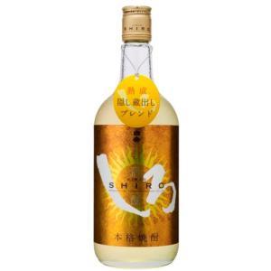 白岳 金しろ(謹醸しろ) 米焼酎 720ml 25度 高橋酒造 【お取り寄せ】 shochuya-doragon