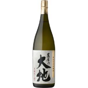 薩摩の大地 25度 1800ml 芋焼酎 濱田酒造|shochuya-doragon