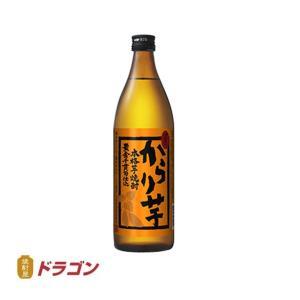 からり芋 25度 720ml サッポロ 芋焼酎 からりいも|shochuya-doragon