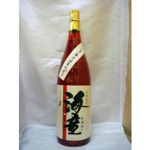 海童 祝いの赤 25度 1800ml  濱田酒造|shochuya-doragon