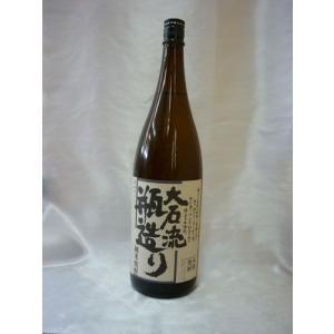 大石流瓶(かめ)造り 純米焼酎 25度 1800ml 大石酒造場 shochuya-doragon