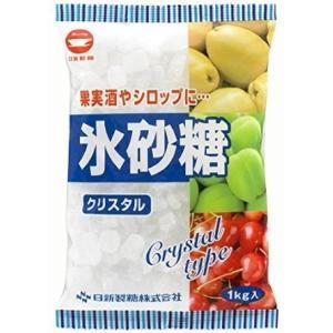 果実酒用 氷砂糖 クリスタルシュガー 1kg入り  shochuya-doragon