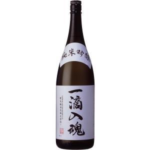 賀茂鶴 純米吟醸 一滴入魂 1.8L