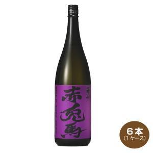 送料無料/ 紫の赤兎馬(せきとば)25度 1800ml×6本 濱田酒造の芋焼酎 1.8L P箱発送|shochuya-doragon